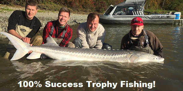 Multi day Sturgeon Packages