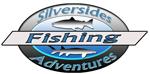 silversides fishing, logo