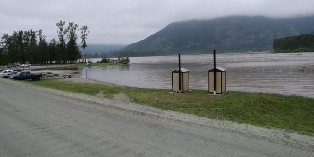 fraser river, chilliwack, fraser river bc, fraser river flood 2018