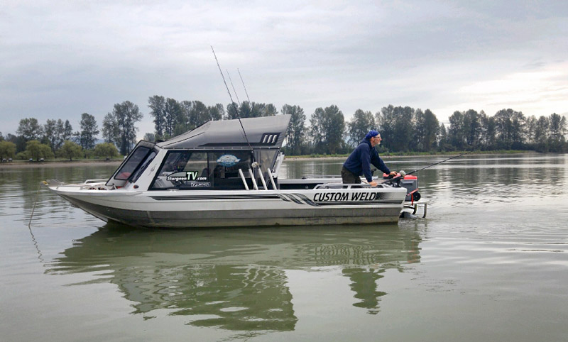 fraser river, fraser river fishing, fraser river sturgeon fishing, sturgeon charters