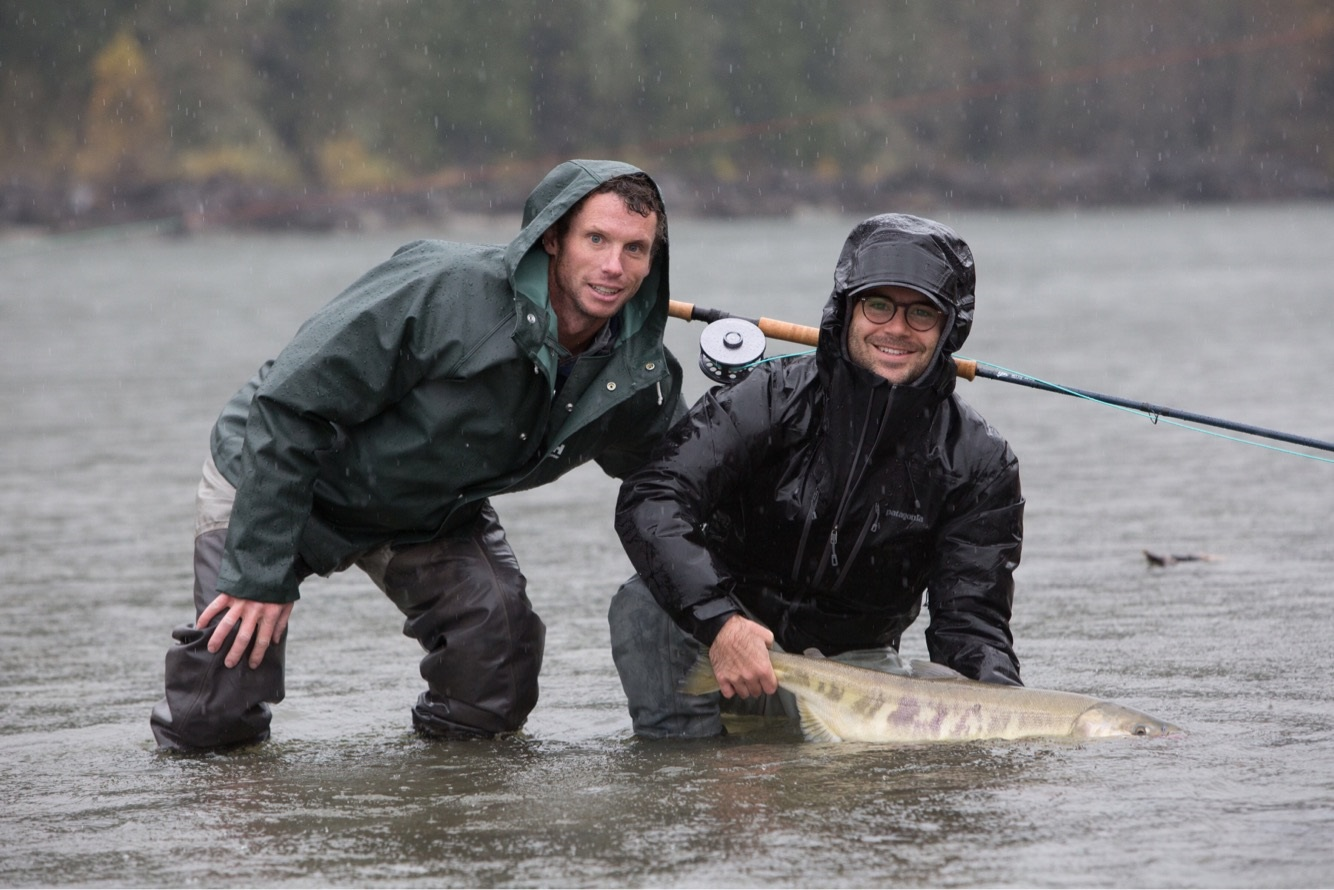chum salmon, salmon, salmon fly fishing, guided fly fishing, vancouver fly fishing, vancouver salmon fishing, fly fishing guides vancouver, fly fishing guide squamish